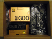 Nikon D300 Digital camera - SLR 12.3 Megapixel  .......500Euro